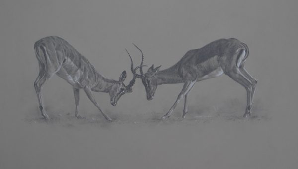 African Wildlife Paintings/Art Big Game Paintings/Art African Big Game Hunting Paintings/Art/Images Hunting Paintings/Art
